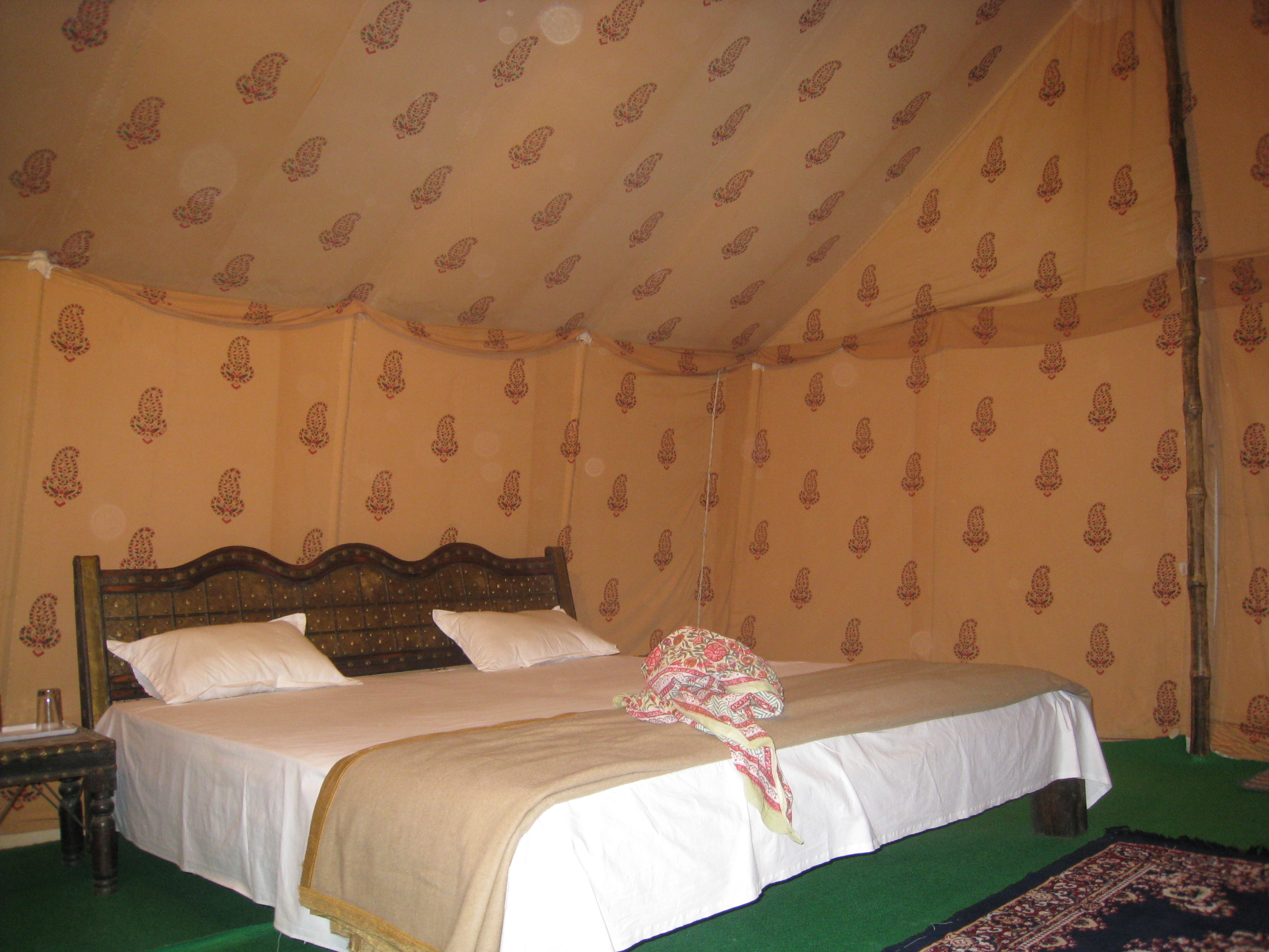 Swiss tent safari package,                                     SHAHI PALACE HOTEL JAISALMER - Budget Hotels in Jaisalmer