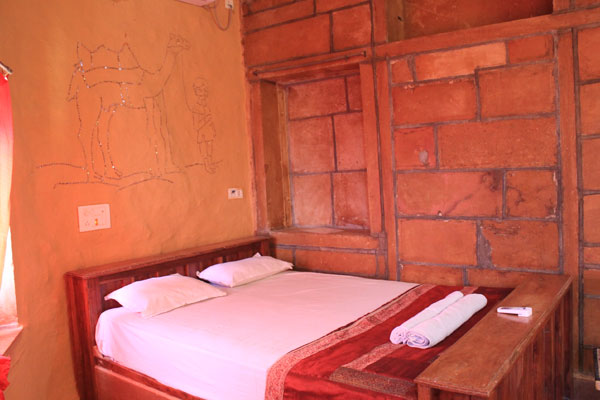 Budget Double Room,                                     MUD MIRROR GUEST HOUSE - Budget Hotels in Jaisalmer