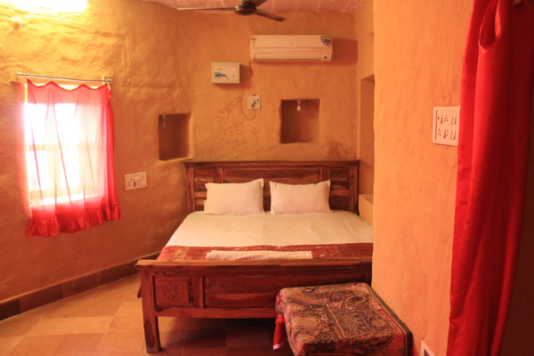 Standard Double Room,                                     MUD MIRROR GUEST HOUSE - Budget Hotels in Jaisalmer