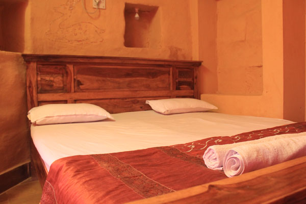 Deluxe Room,                                     MUD MIRROR GUEST HOUSE - Budget Hotels in Jaisalmer