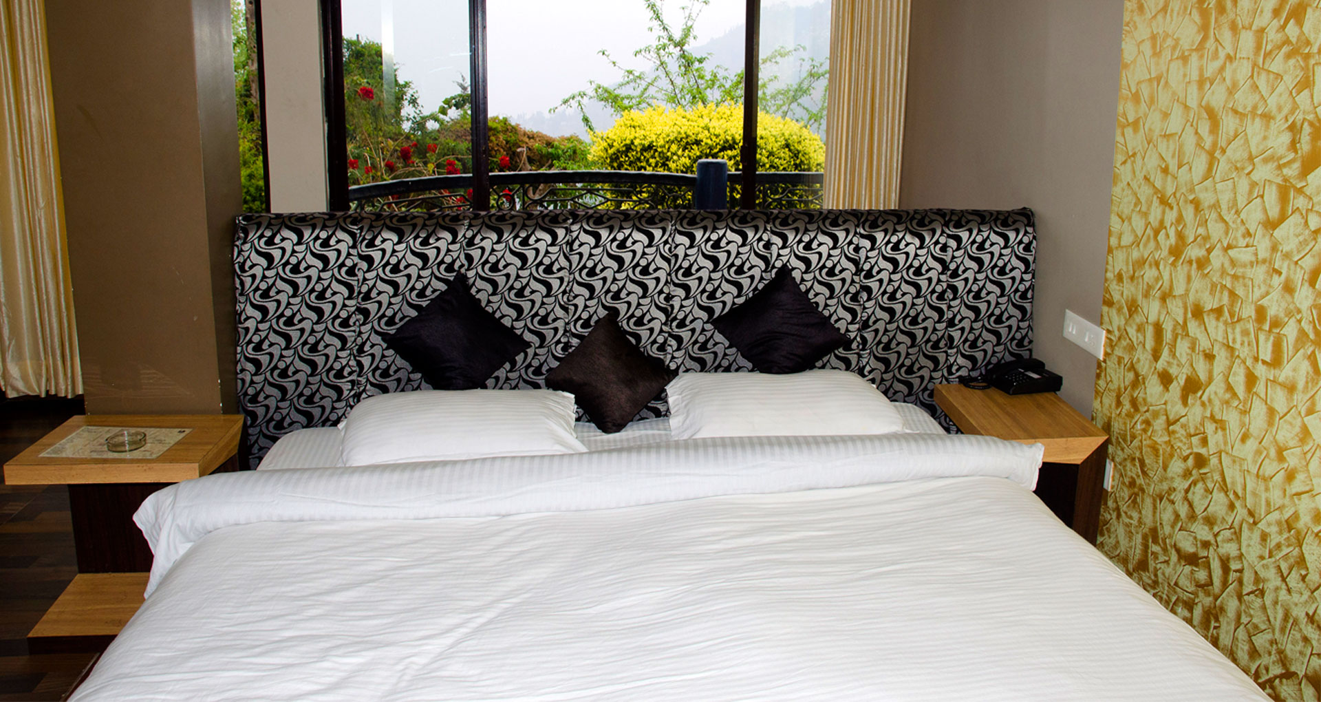 Deluxe Room on MAP,                                     THE SOODS GARDEN RETREAT - Budget Hotels in Kalimpong
