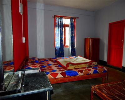 Standard Triple Bedroom, HOTEL CHIMAL KALIMPONG - Budget Hotels in Kalimpong
