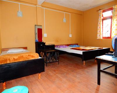 Deluxe Triple Bedroom, HOTEL CHIMAL KALIMPONG - Budget Hotels in Kalimpong
