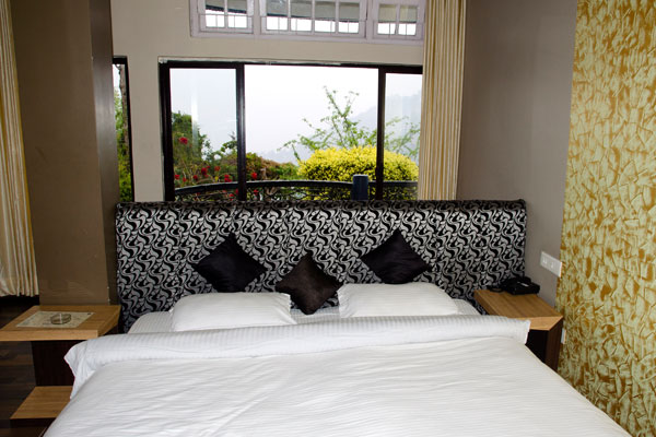Deluxe  Room,                                     THE SOODS GARDEN RETREAT - Budget Hotels in Kalimpong