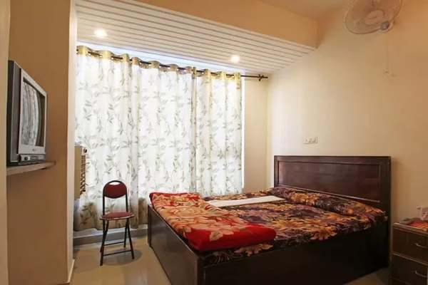 Standard Non AC Room, Hotel The Lotus - Budget Hotels in Kalka