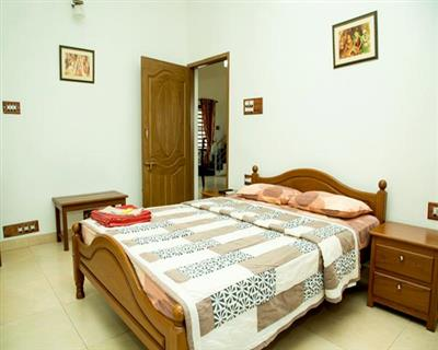 Standard A/C Room,                                     KANAKA BEACH HOUSE - Budget Hotels in Kannur