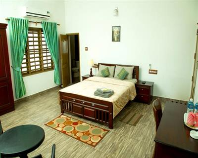 Deluxe A/C Room,                                     KANAKA BEACH HOUSE - Budget Hotels in Kannur