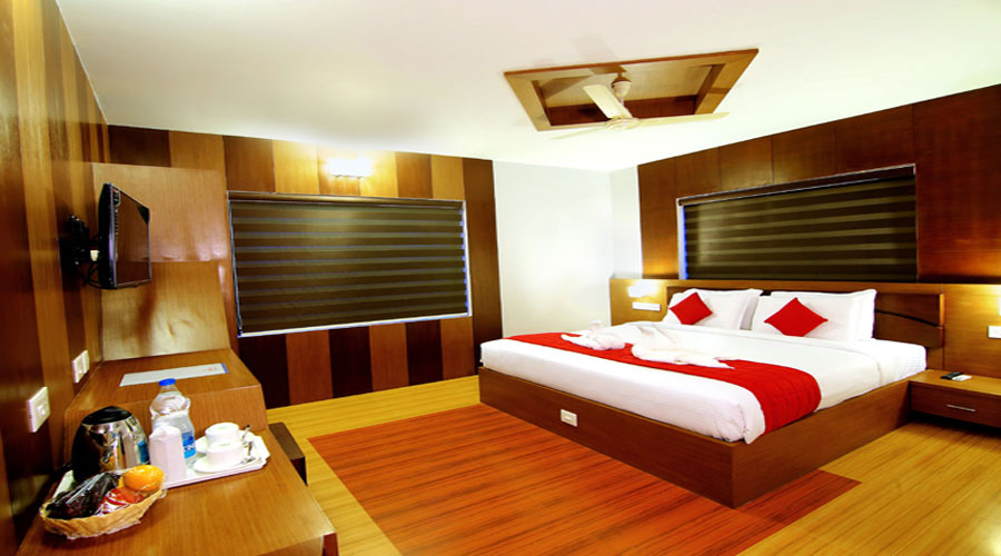 Suite Room, PARCO RESIDENCY THALASSERY - Budget Hotels in Kannur