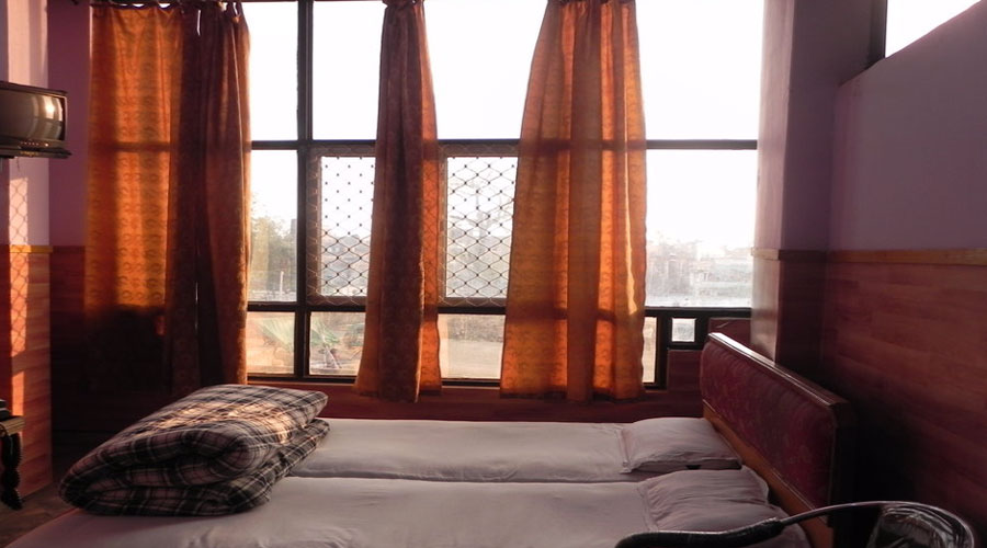 Non AC Room,                                     HOTEL SATYAM AND RESTAURANT KANPUR - Budget Hotels in Kanpur