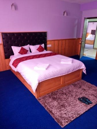 Executive Room, HILL HOTEL LACHHUNG - Budget Hotels in Lachung