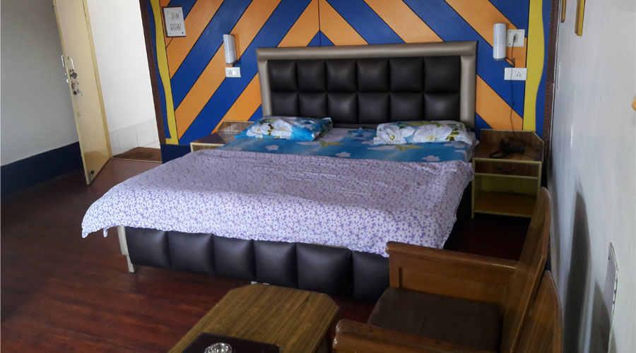Economy Double Bed Room, HOTEL MAYUR LANSDOWNE - Budget Hotels in Lansdowne