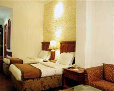 Superior Room on MAP, HOTEL MOHAN LUCKNOW - Budget Hotels in Lucknow