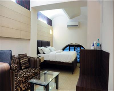 Club Room on MAP, HOTEL MOHAN LUCKNOW - Budget Hotels in Lucknow