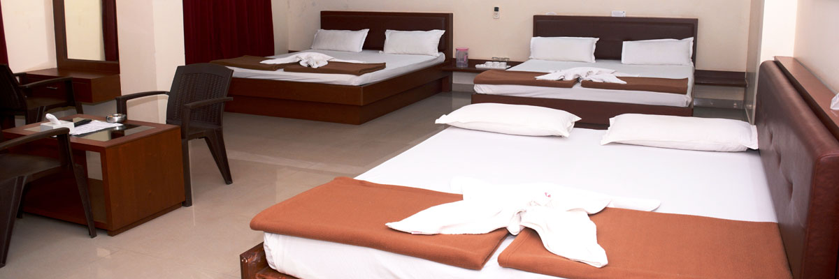 Dormitory Room, KONARK RESIDENCY MALVAN - Budget Hotels in Malvan