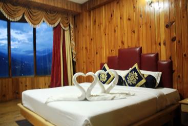 Royal Mansion Valley View (MAP), SARTHAK RESORTS KHAKHNAL( MANALI) - Budget Hotels in Manali