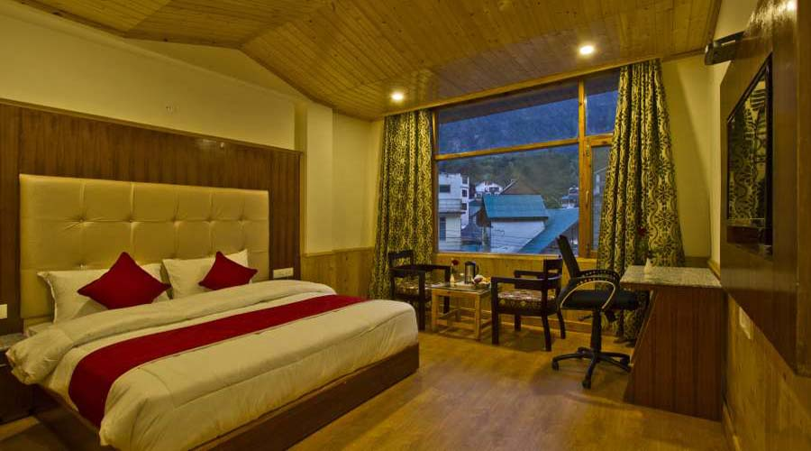 Premium Room, Sarthak Regency - Budget Hotels in Manali