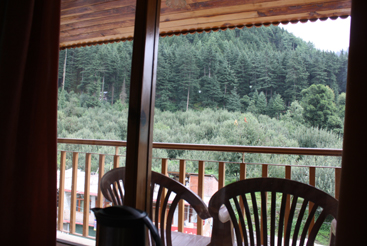 Deluxe Room Pine View(CP), SARTHAK RESORTS KHAKHNAL( MANALI) - Budget Hotels in Manali