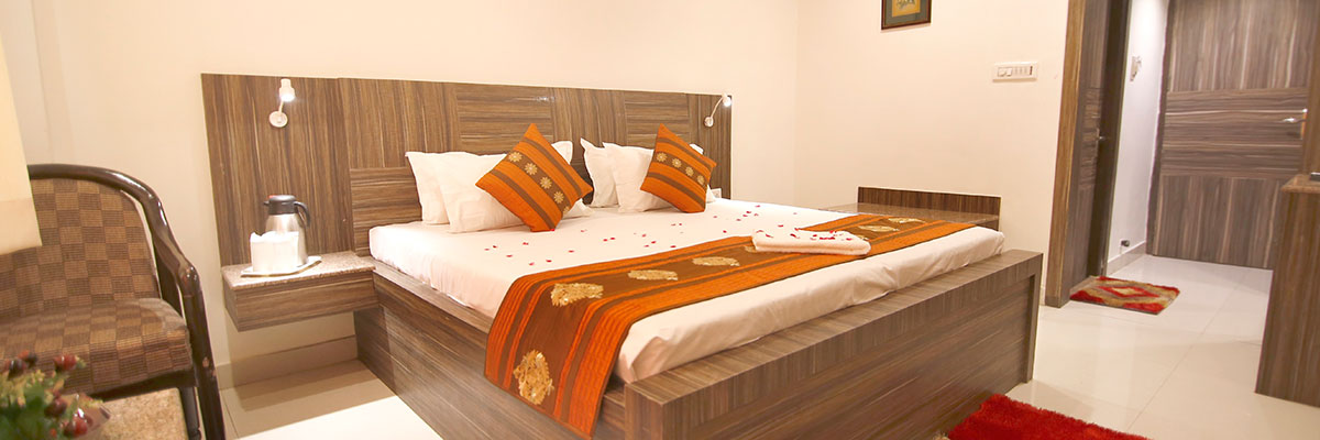 Super Deluxe Room, Hotel Sheetal Regency Mathura - Budget Hotels in Mathura