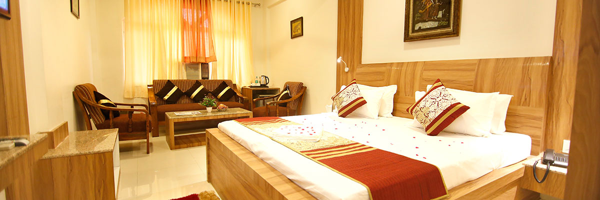 Luxury Room, Hotel Sheetal Regency Mathura - Budget Hotels in Mathura