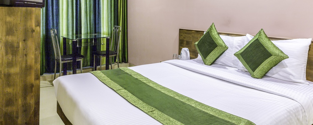 Deluxe Room, Hotel Arma Residency - Budget Hotels in Mumbai
