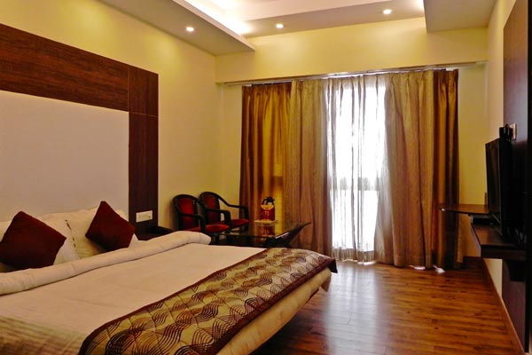 Executive Room, Hotel Mall Palace - Budget Hotels in Mussoorie