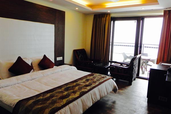 Executive Room Balcony, Hotel Mall Palace - Budget Hotels in Mussoorie