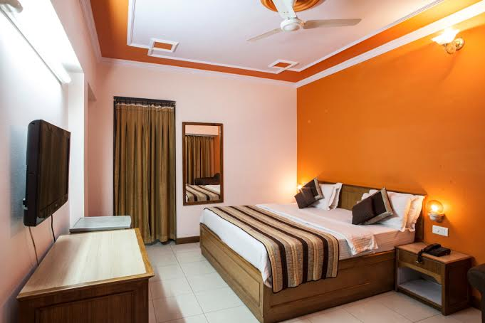 Executive Terrace Room, Hotel Mall Palace - Budget Hotels in Mussoorie