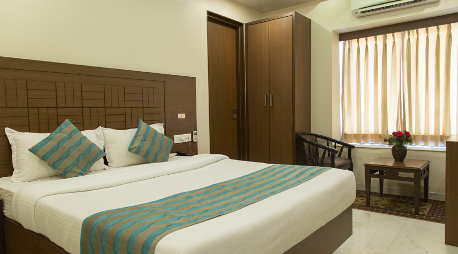 Deluxe Room, The Majestic Manor- A Home Away From Home - Budget Hotels in Nagpur