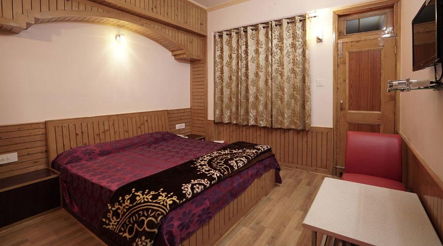 Semi Deluxe Room, HOTEL SARA NARKANDA - Budget Hotels in Narkanda