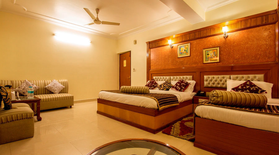 Deluxe Room, HOTEL C PARK INN - Budget Hotels in New Delhi