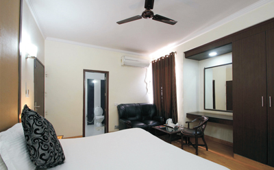 Deluxe Room, HOTEL SHYAMA INTERNATIONAL - Budget Hotels in New Delhi