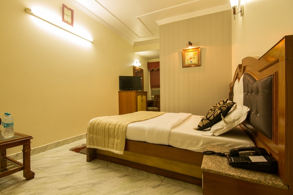 Economy Room, HOTEL C PARK INN - Budget Hotels in New Delhi