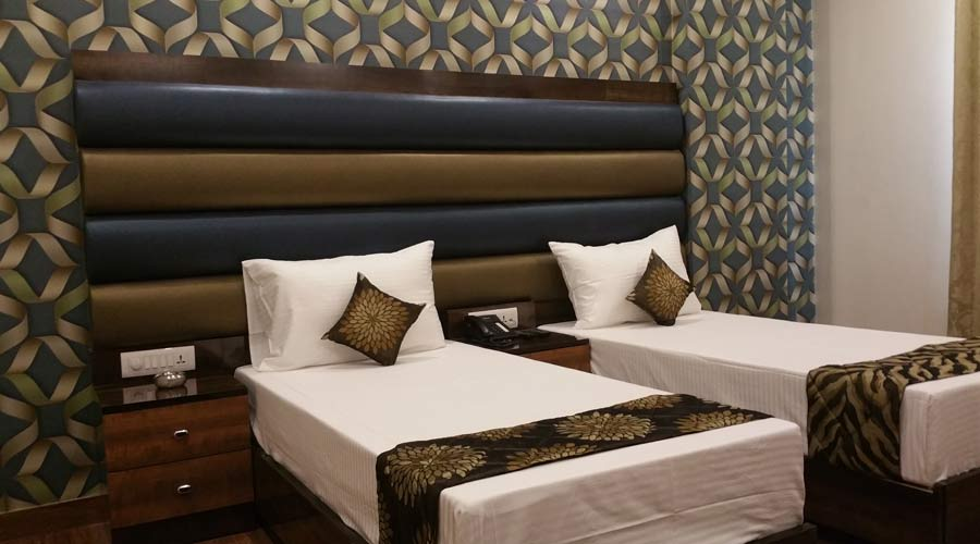 Executive AC Room, HOTEL SUNSTAR HERITAGE - Budget Hotels in New Delhi