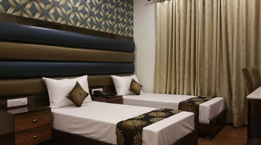 Family AC Room, HOTEL SUNSTAR HERITAGE - Budget Hotels in New Delhi