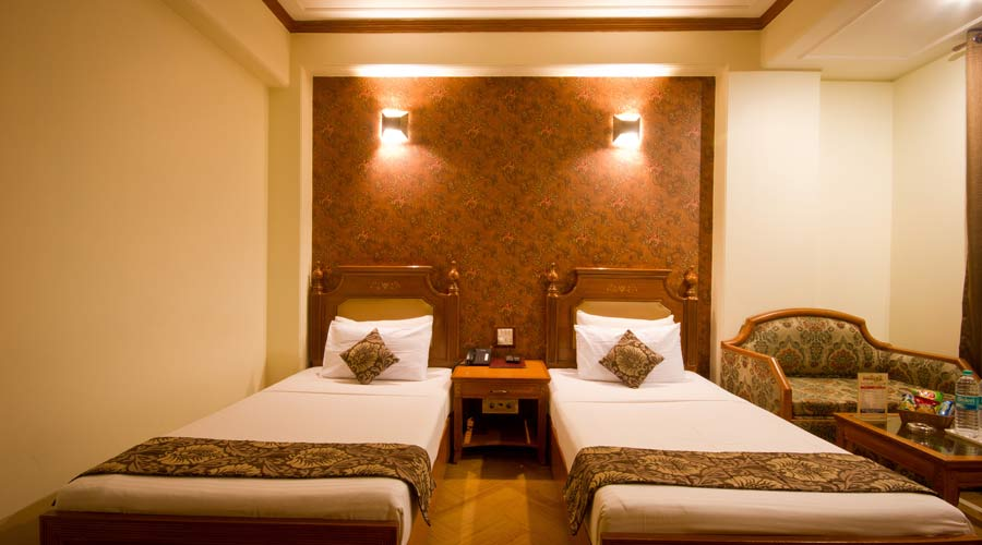 Executive Room, HOTEL SUNSTAR GRAND - Budget Hotels in New Delhi