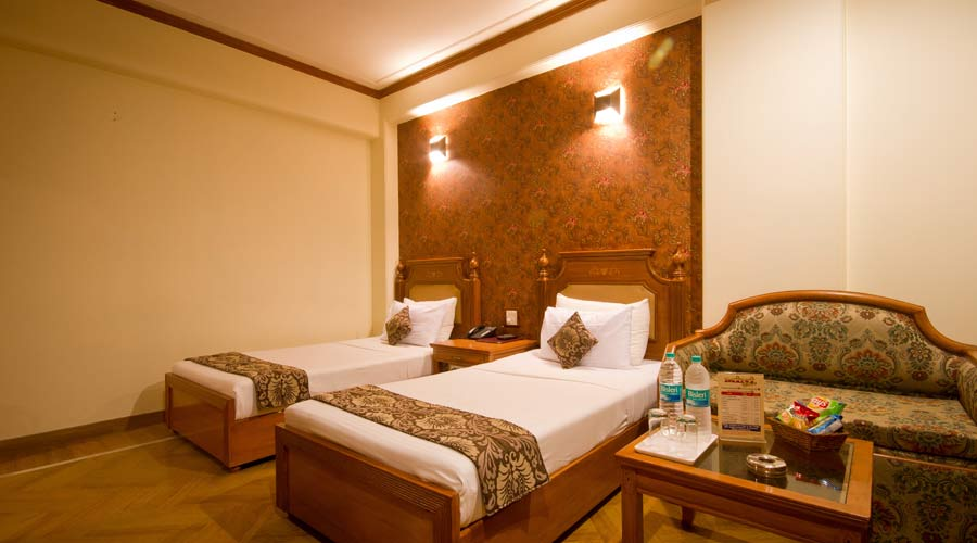Triple Bedroom, HOTEL SUNSTAR GRAND - Budget Hotels in New Delhi