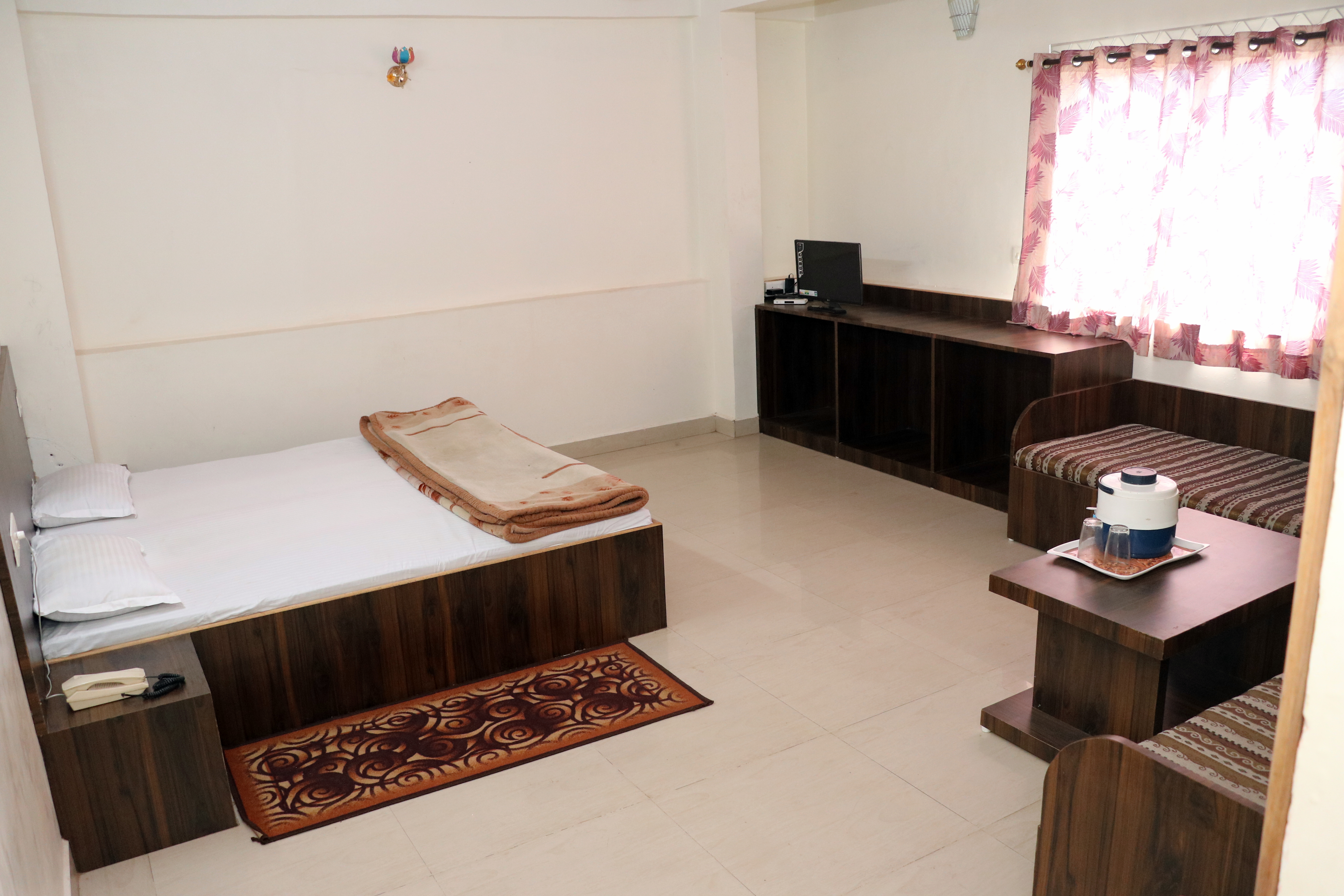 Non AC Room, JAIN RESIDENCY - Budget Hotels in Pachmarhi