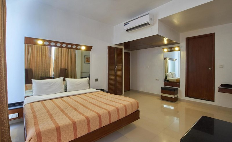 Superior Double occupancy Room, Lotus A Pondy Hotel - Budget Hotels in Puducherry