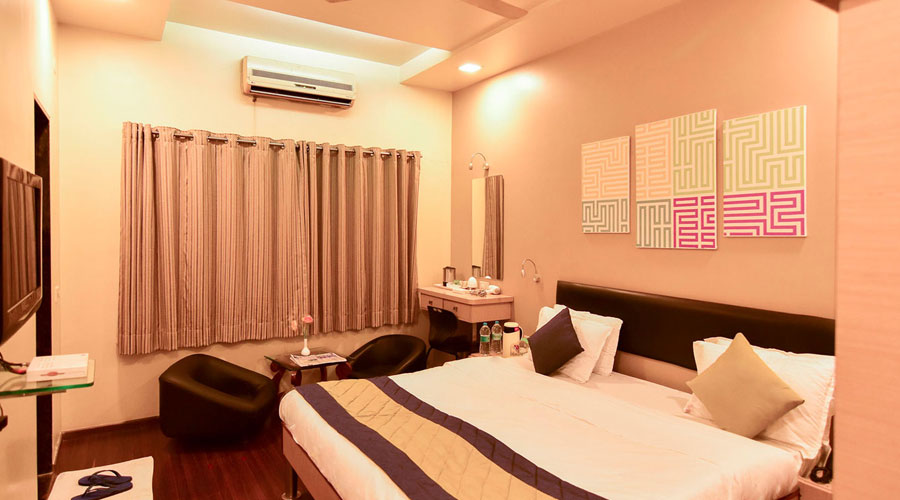 SUPERIOR AC,                                     HOTEL SAPNA PUNE - Budget Hotels in Pune