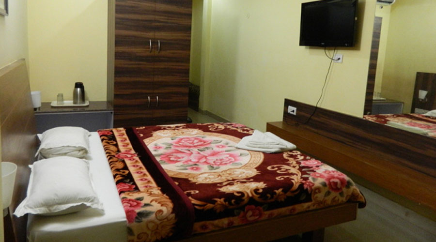 Super Deluxe AC Room, PURI BEACH RESORT - Budget Hotels in Puri