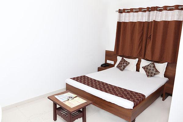 Non AC Room, HOTEL BABA  RAJKOT - Budget Hotels in Rajkot