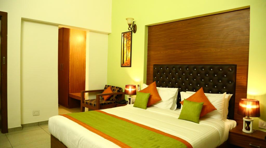 Villa Room on CP,                                     THE ROYAL CASTLE RESORT - Budget Hotels in Rajkot