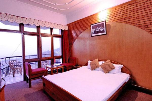 Super Deluxe Room with MAP, HOTEL PARWATI INN - Budget Hotels in Ranikhet
