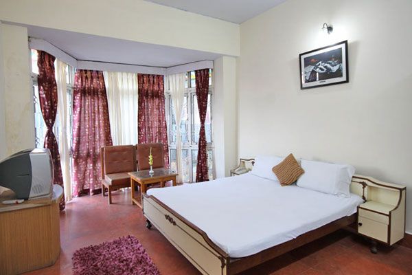 Deluxe Room, HOTEL PARWATI INN - Budget Hotels in Ranikhet