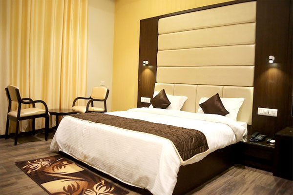 Executive AC Room (With Breakfast),                                     Hotel Lavanaya Palace Ratlam - Budget Hotels in Ratlam