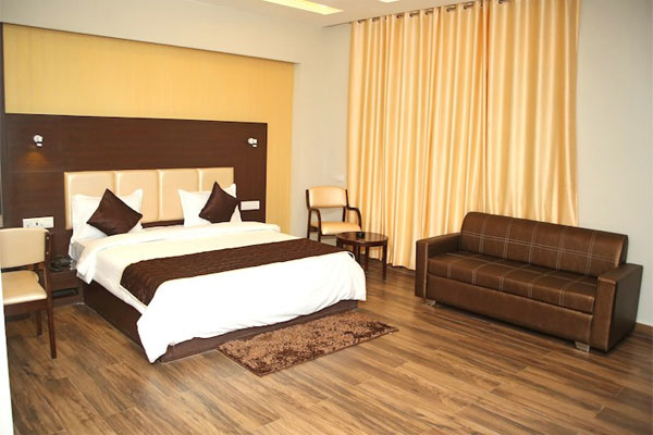 Executive Suite AC Room (With Breakfast),                                     Hotel Lavanaya Palace Ratlam - Budget Hotels in Ratlam