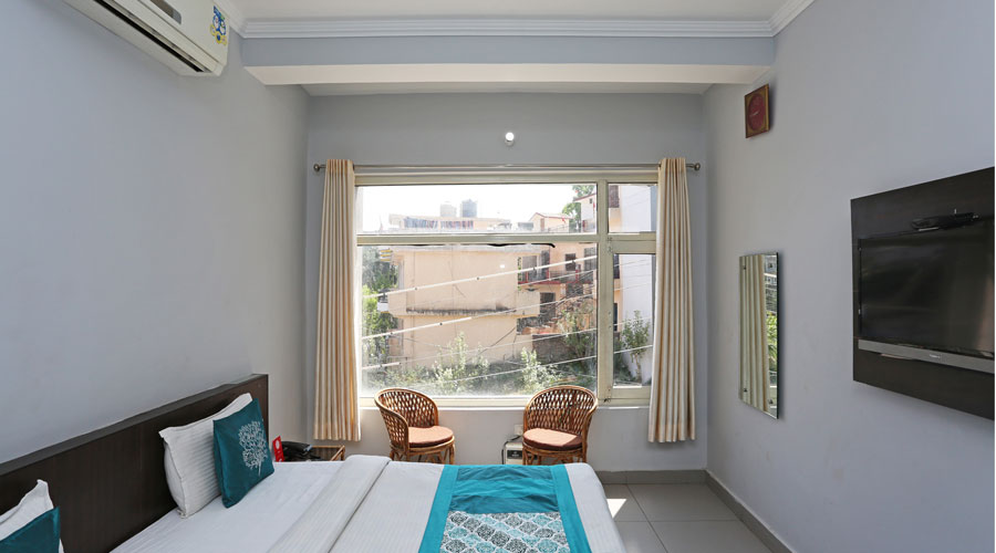 Deluxe Family Room, HOTEL DEVOY INN RISHIKESH - Budget Hotels in Rishikesh