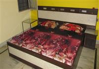 Standard Non AC Room with Balcony, HOTEL ORANGE CLASSIC RISHIKESH - Budget Hotels in Rishikesh