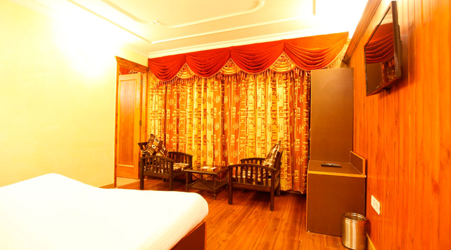 Family Suite  (With Breakfast), BRIDGE VIEW REGENCY - Budget Hotels in Shimla