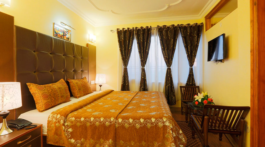 Deluxe Room  (With Breakfast), BRIDGE VIEW REGENCY - Budget Hotels in Shimla